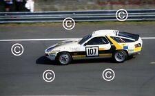 Boutinaud & Renault & Guinand Porsche 928S Le Mans 1984 Photograph