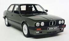 Otto 1/18 Scale - BMW 325i E30 Sedan Dark Grey Resin Model Car