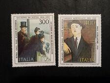 REPUBBLICA SERIE  ARTE ITALIANA  MNH** 1984 .
