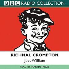 Just William: Volume 1 New Audio CD Book Richmal Crompton, Martin Jarvis