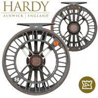 Hardy Ultralite MTX Carbon Fibre/Alloy Hybrid Fly Fishing Reel