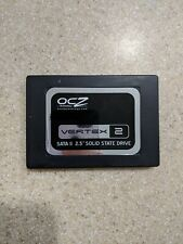 "OCZ Vertex 2 Series 120GB SSD SATA II 2.5"" Hard Drive OCZSSD2-2VTX120G TESTED"