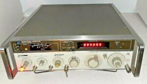 HP 8640B (500 kHz to 1024 MHz)  Signal Generator, Option 003