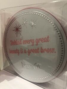 New Benefit Cosmetics 6 Placemats Must Have Makeup Unique Drinks Brows