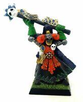 metal chaos sorcerer wizard mage Warhammer Citadel GW marauder from 1990s oop