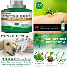 Vet's Best Mosquito Repellent Spray for Dogs & Cats 8 oz