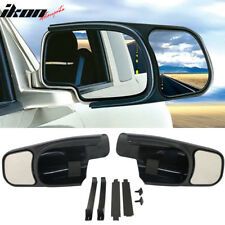 For 00-06 Chevy Silverado OE Factory Style Side View Towing Mirror Extension 2PC