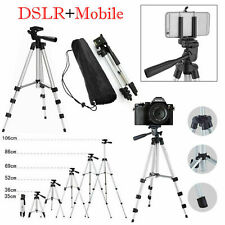 Professional Aluminum Tripod Stand Holder For Digital Camera SLR Smart Phones
