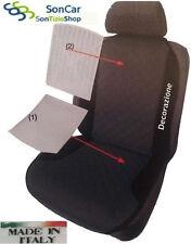 AUDI A4 Schienale, Coprisedile per Auto Ricamato disponibile in più colori!