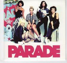 (EA339) Parade, Louder - 2010 DJ CD