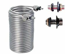 Beer kegerator conversion faucet jockey box cooling Coil shanks coupling Kit