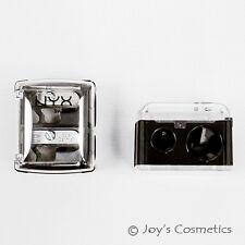 "1 NYX 2-in1 PENCIL SHARPENER for Regular&Jumbo Pencil ""SH""  *Joy's cosmetics*"