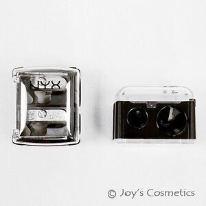 "1 NYX Pencil Sharpener for Jumbo & Regular 2 in 1 Double ""SH01""*Joy's cosmetics*"