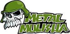 METAL MULISHA DECAL #1 Sticker Trailer Car Dirtbike Moto Car Window Wall Art