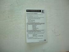 Allison WTEC III Troubleshooting Diagnostic Codes Transmission Service Manual 96