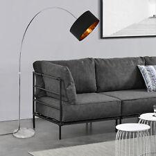 [lux.pro] Stehleuchte 230cm Stehlampe Standleuchte Stand Lampe Bogenlampe Metall