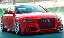 Audi A4 B8 / B81 SE - Front splitter Vario ( Not S-line )