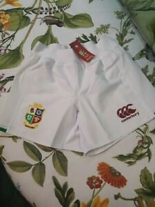 British And Irish Match Canterbury Shorts Size34