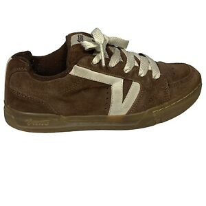 Vintage Shelby Vans Suede Mens Shoes Size 9.5 Skate Off The Wall