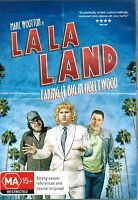 La La Land : Faking it big in Hollywood DVD NEW Marc Wootton Comedy Series 2010