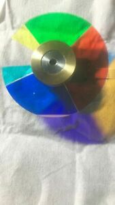 compatible color wheel for projectiondesign F10 WUXGA Zoom Graphics projector