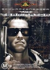 Special Edition The Terminator M Rated DVDs & Blu-ray Discs