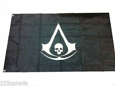 NEW Assassin's Creed IV 4 Black Flag from Collector's Edition Pirate 2 3  II III