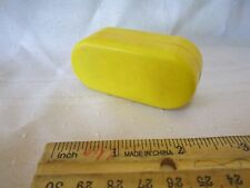 Playskool Sorting Shape Postal Station Mailbox Yellow Oval Piece Toy Part ONLY