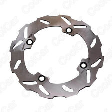 Stainless Steel Rear Brake Disc Rotors For HONDA CR125R CR250R CR500R N15