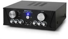 Ricondizionato Skytronic Amplificatore Hi Fi Karaoke Audio Stereo Compatto 400