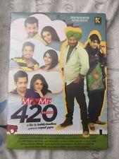 Mr & Mrs 420 Punjabi Movie DVD