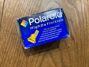 Polaroid High Definition Film For Colour Prints (Out of Date)