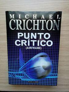 AFM53 PUNTO CRITICO (AIRFRAME) - MICHAEL CRICHTON