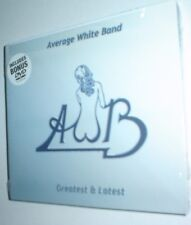 Greatest & Latest [CD & DVD] [Digipak] by The Average White Band,Apr-2005, NEW!