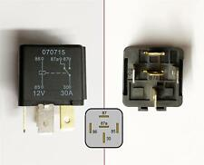 5 Pin Relay 12V 30A Cable Current Protection Heavy Duty Starter On/Off Switch