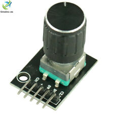 1PCS KY-040 Rotary Encoder Module Brick Sensor Development Board For Arduino
