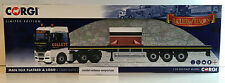 "CORGI 1/50 CC15211 - MAN TGX FLATBED & LOAD ""COLLETT & SONS"" NEW MODERN TRUCK"