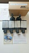 Axis 221 network camera set of 4 items