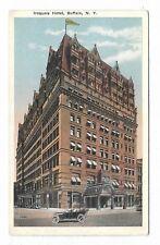 BUFFLAO NEW YORK, Iroquois Hotel