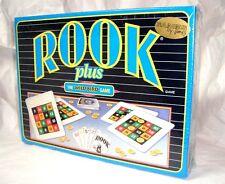 SEALED Rook Plus - The Wild Bird Game w Wild Bird Score Cards NEW Factory SEALED