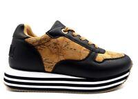 Scarpe da donna Alviero Martini 1 Classe 10711 sneakers casual sportive platform