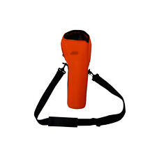 orange oxygen cylinder carrier bag for B and M-6 cylinders