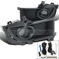 2004-2005 Mitsubishi Lancer Clear Lens Style Fog Lights W/Switch+Bulbs