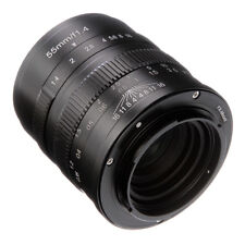 7artisans 55mm /f1.4 Manual Focus Lens for Fuji FX X-T1 X-E1 X-Pro1 X-A1 XM1 XA2