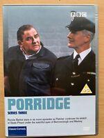 Porridge Season 3 ~ Ronnie Barker British Comedy Series BBC UK DVD