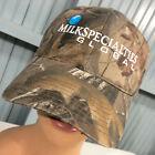 Milk Specialties Global Camo Realtree Adjustable Baseball Cap Hat