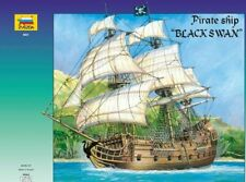 Pirate Ship BLACK SWAN 	9031  Zvezda  1:72 New!