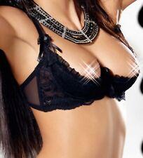 Sexy Büstenhebe BH BLACKJACK von axami
