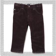 Pantalon Velours Aubergine Little Lord Marese Modèle Ivanhoé Taille 2 ans