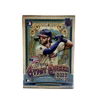 2020 Topps Gypsy Queen Blaster Box NEW Factory Sealed Robert, Lux, Bichette RC?